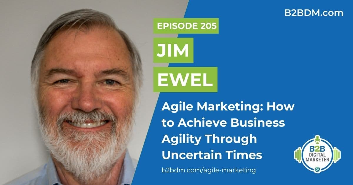 Agile Marketing - Jim Ewel 1200x628