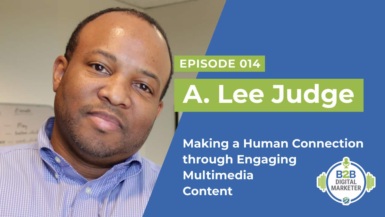 Making a human connection with multimedia A Lee Judge