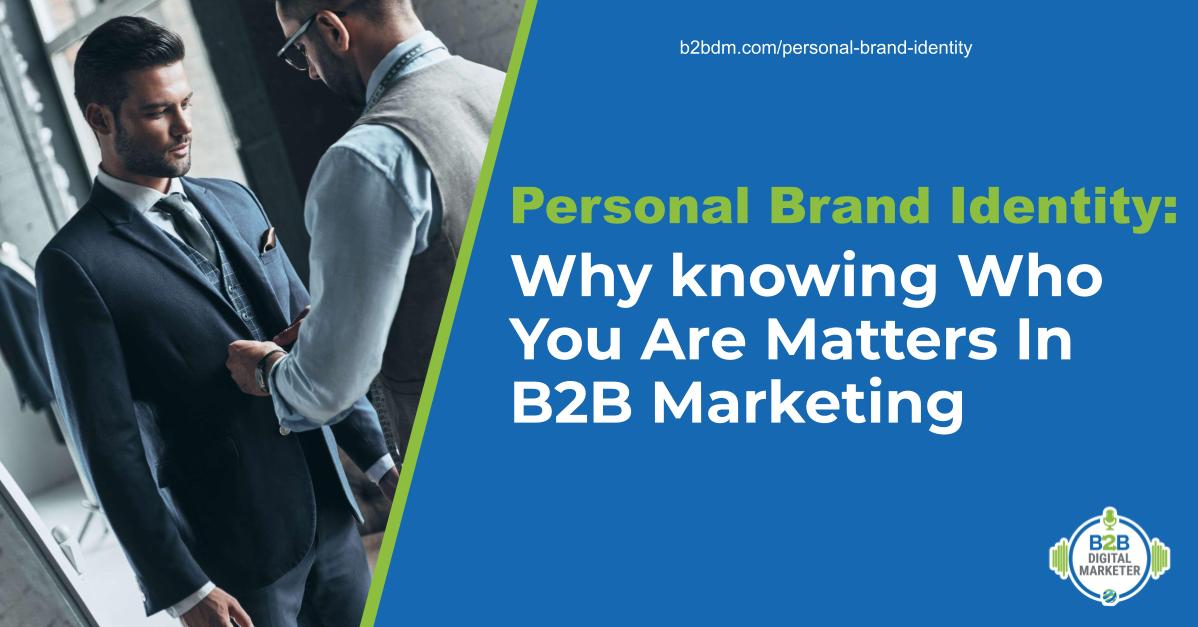 Personal Brand Identity Feature Image