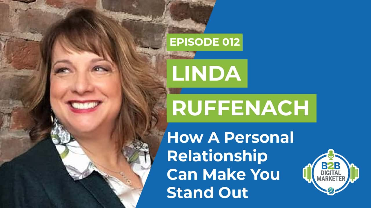 Personal relationship to stand out Linda Ruffenach