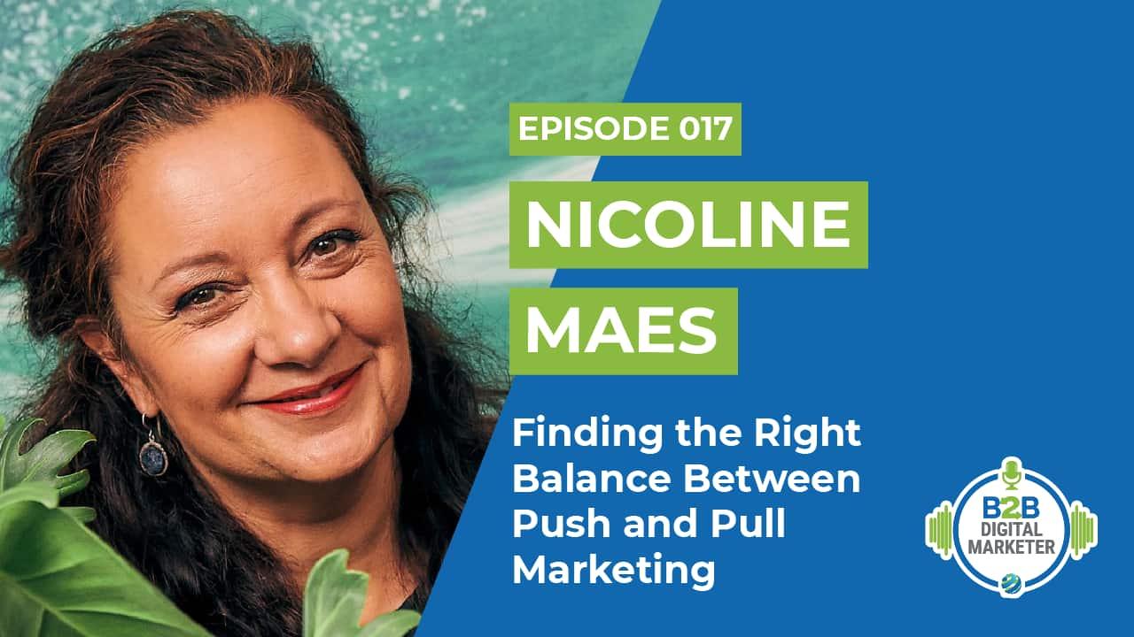 Push and Pull Marketing Nicoline Maes