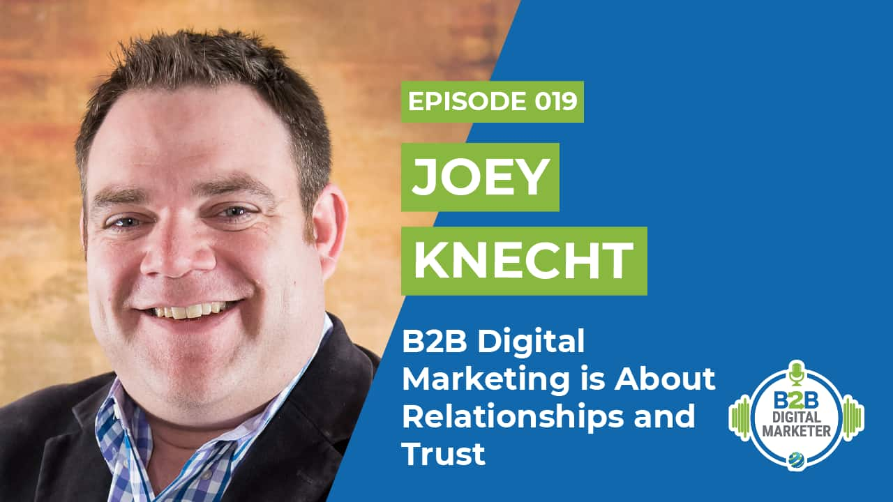 Relationships and Trust Joey Knecht
